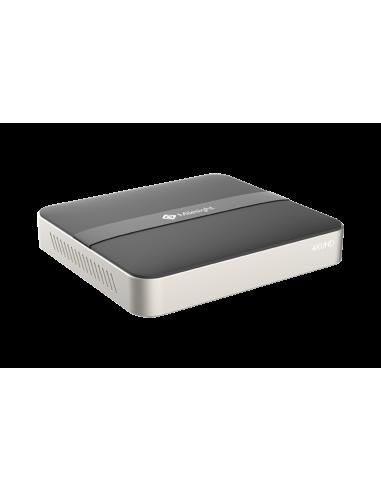 Mini NVR 1000 PoE 4k H265 + 4 Channels