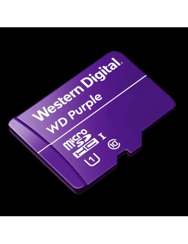 microSDXC™ Western Digital Purple -...