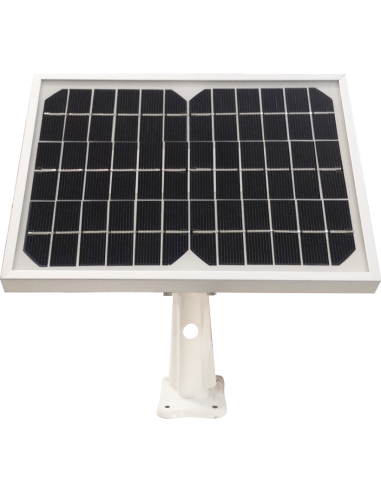 5W solar panel for Wall mounting...