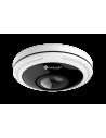12MP 360° Panoramic H.265+ Fisheye Network Camera